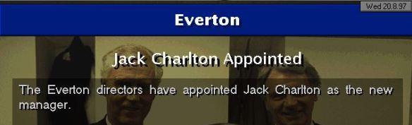jack charlton to everton