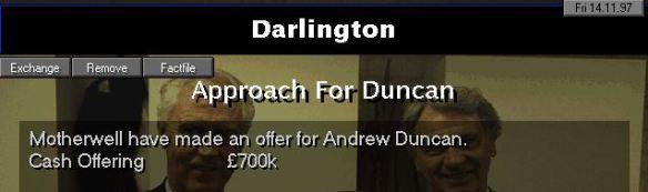 duncan off