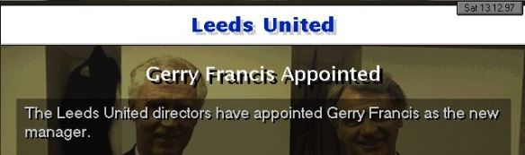 francis to leeds
