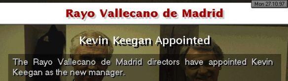 keegan to vallecano