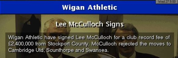 mcculloch to wigan