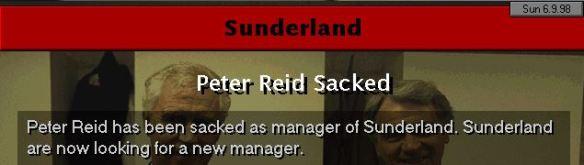 reid sacked