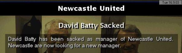 batty sacked nufc