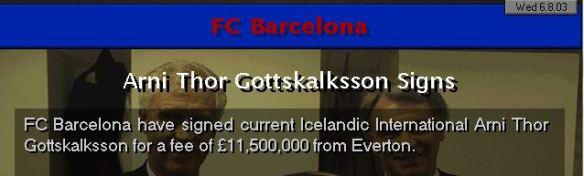gottskalksson to barca