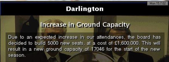 ground increase