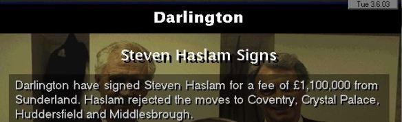 haslam signs