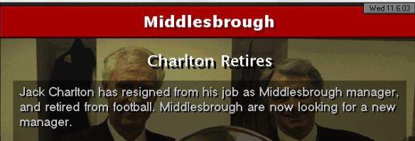 jack charlton retires