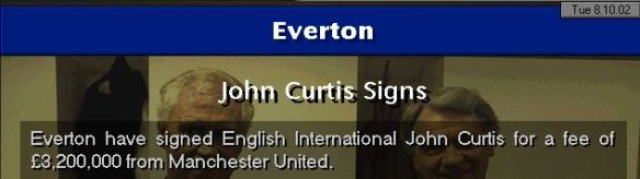 JC to Everton