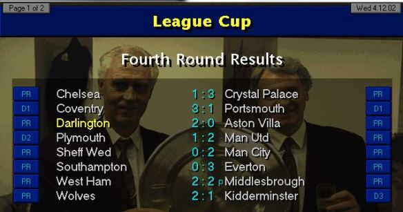 LC 4th round results