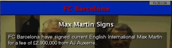 max martin to barca
