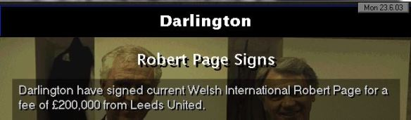 page to darlo