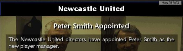 peter smith to nufc