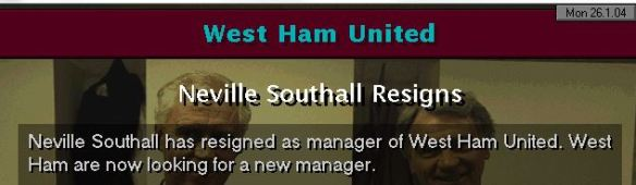 southall resigns
