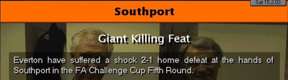 southport beat everton