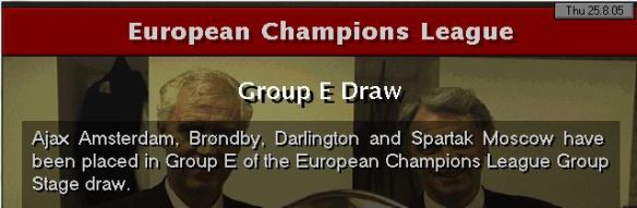 darlo CL group