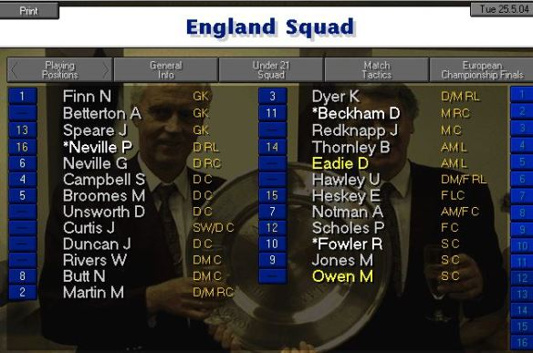 england squad 04