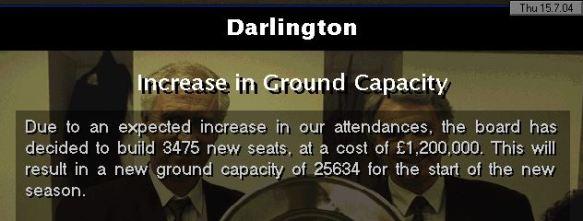 ground capacity