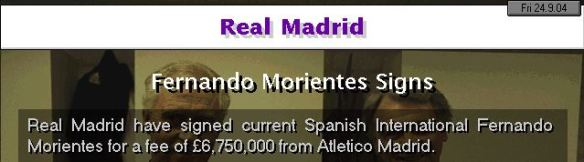 morientes to real madrid