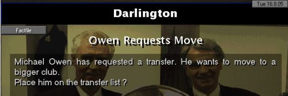 owen wants out