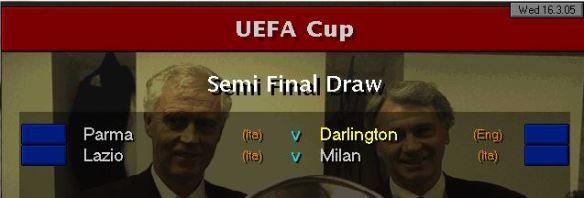 uefa cup sf draw