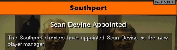 devine to southport