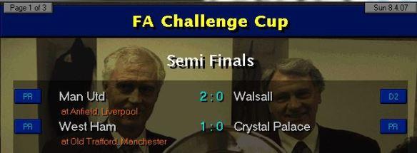 FA Cup SF 07