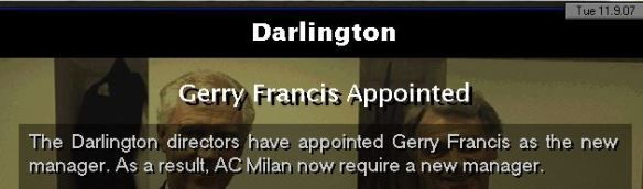 gerry to darlo
