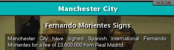 morientes to city