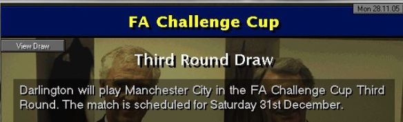 new years eve fa cup