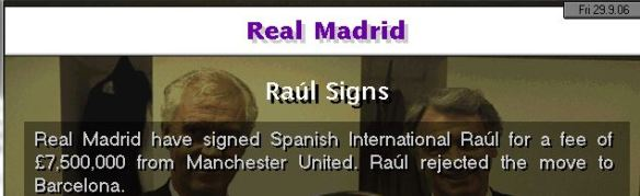 Raul to Real