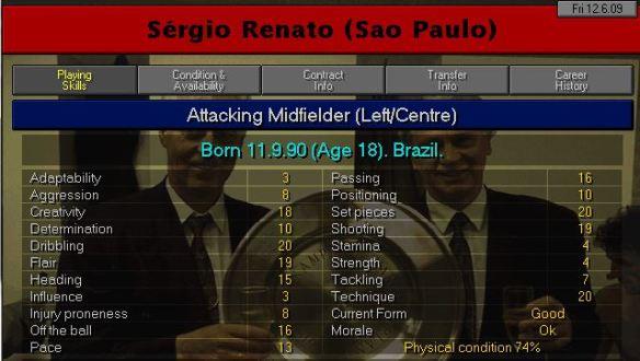 Rivaldo re-gen