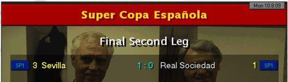 Super Copa 09