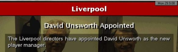 Unsworth to Liverpool