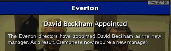 beckham to everton