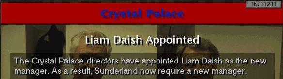 daish to palace