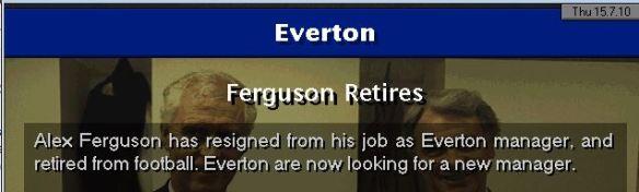 fergie retires