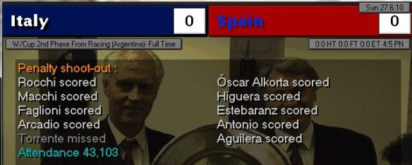 penalty shootout win over italy