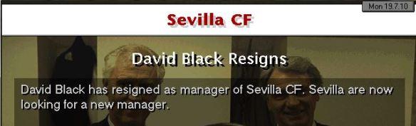 resign from sevilla