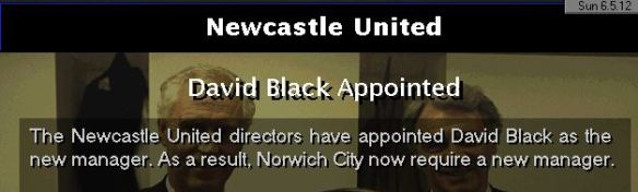 appointed nufc