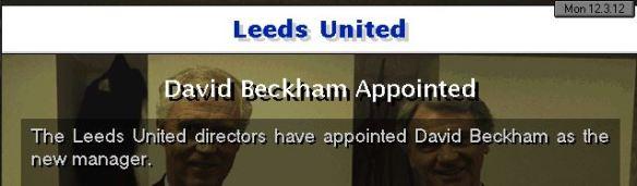 beckham to leeds