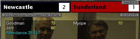 derby win
