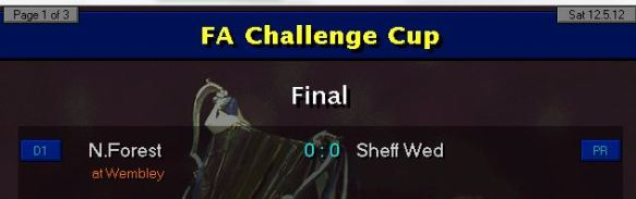 FA Cup final 12