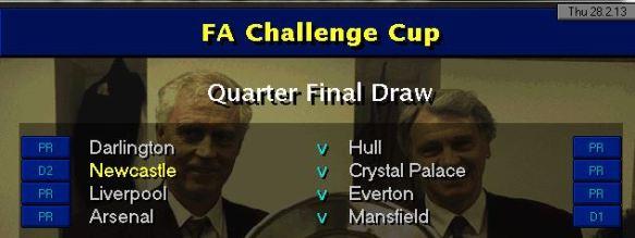 FA Cup qF