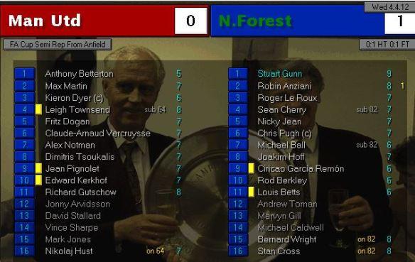FA Cup sf replay