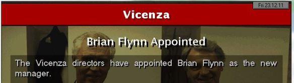 flynn to vicenza