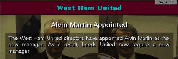 martin to west ham