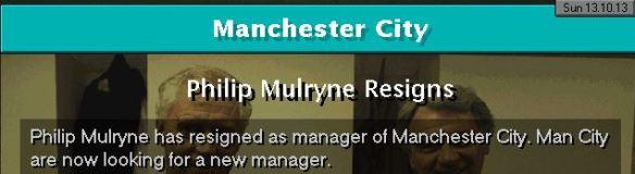 mulryne quits city