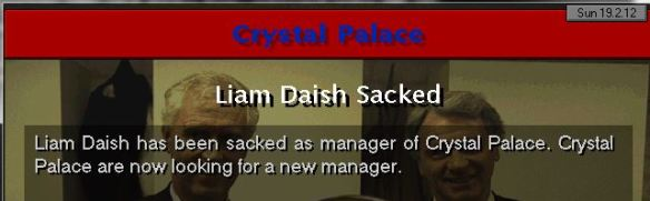 Palace sack Daish