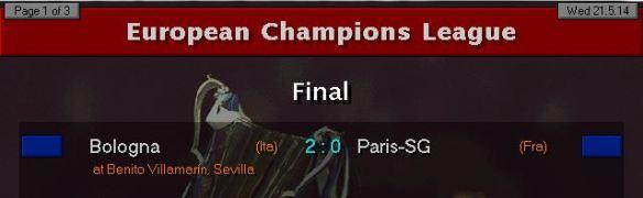 CL Final 14