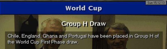 England group
